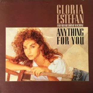 Gloria Estefan And Miami Sound Machine ‎- Anything For You (LP) (EX+/VG)